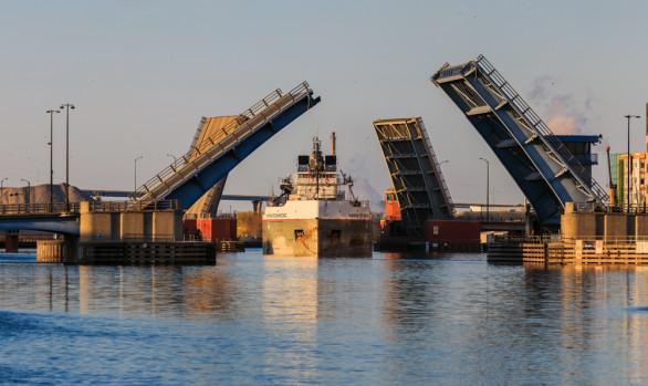 Port of Green Bay - Green Bay, Wisconsin