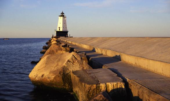 Port of Ludington - Ludington, Michigan