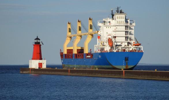 Port of Marinette & Menominee - Marinette, Wisconsin