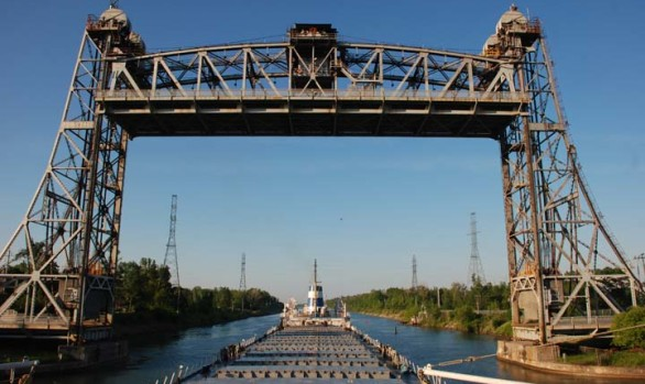 Welland Canal - Ontario, Canada
