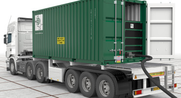 UWL - Bulk Liquid Logistics - FlexiTank