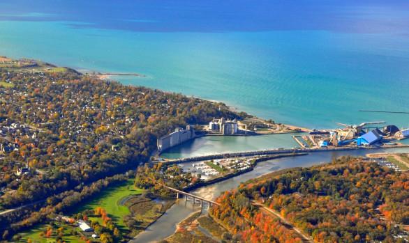 Port of Picton - Picton, Ontario, Canada