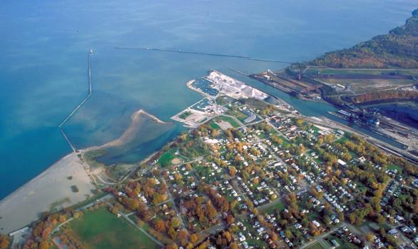 Port of Conneaut - Conneaut, Ohio