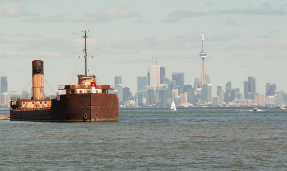 Port of Mississauga - Mississauga, Ontario, Canada