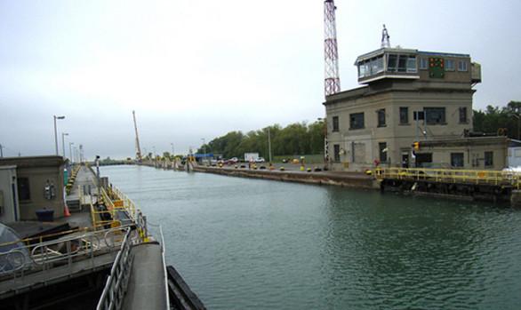 Port of Thorold - Thorold, Ontario, Canada