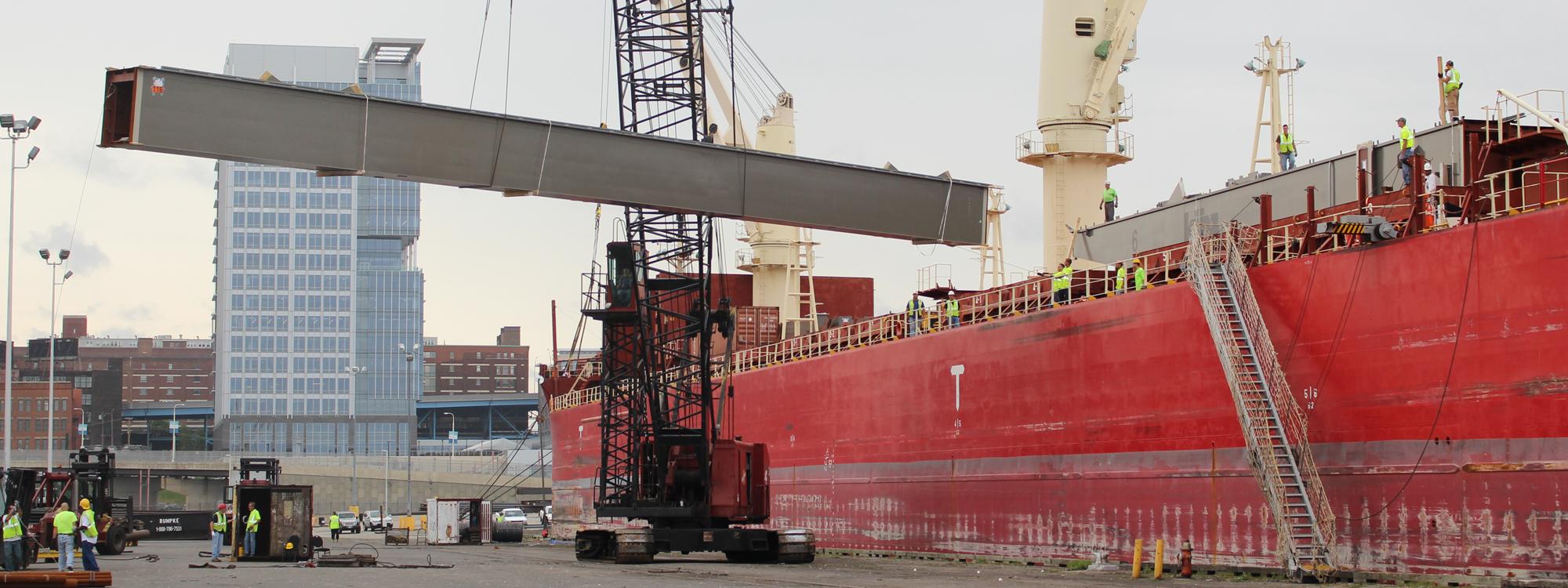 Break Bulk Logistics | World Shipping, Inc