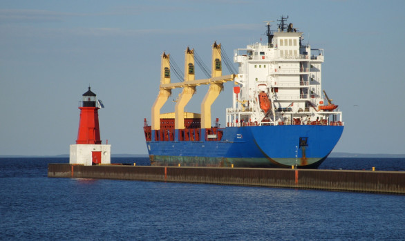 Port of Marinette & Menominee - Marinette, Wisconsin