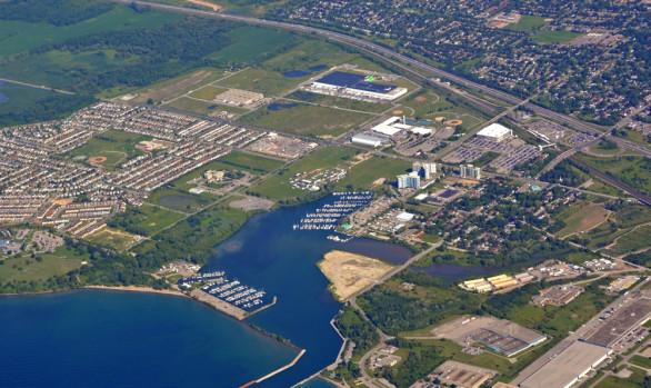 Port of Oshawa - Oshawa, Ontario, Canada