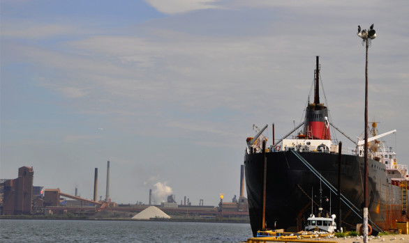 Port of Hamilton - Hamilton, Ontario, Canada