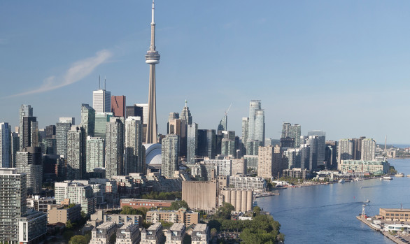 Port of Toronto - Toronto, Ontario, Canada