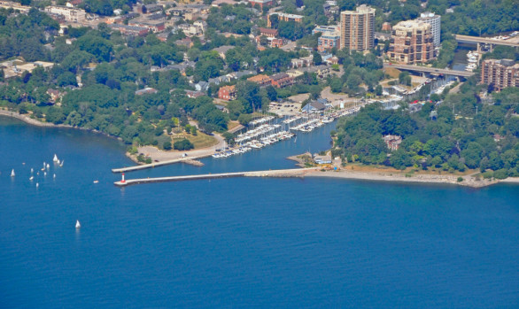 Port of Oakville - Oakville, Ontario, Canada