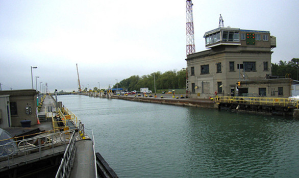 Port of Thorold - Thorold, Ontario, Canada