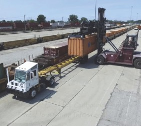 World Distribution Services - WDS - Container Transloading Facility - CTF