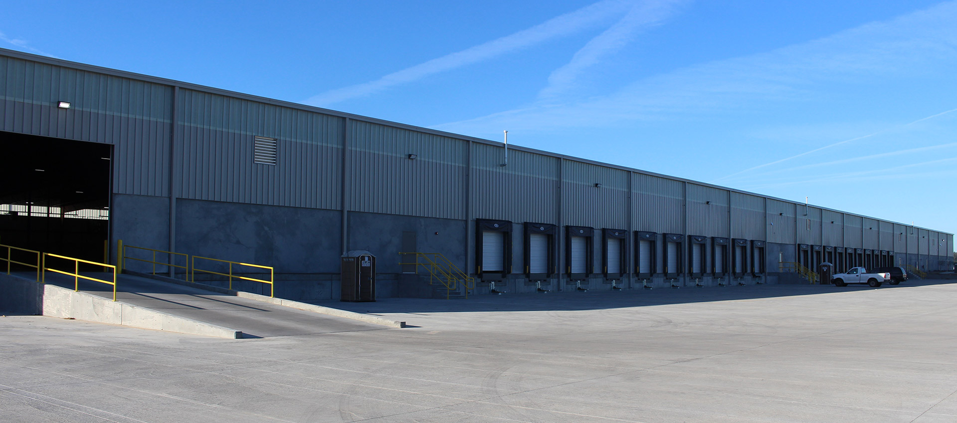 WDS completes relocation into larger warehousing